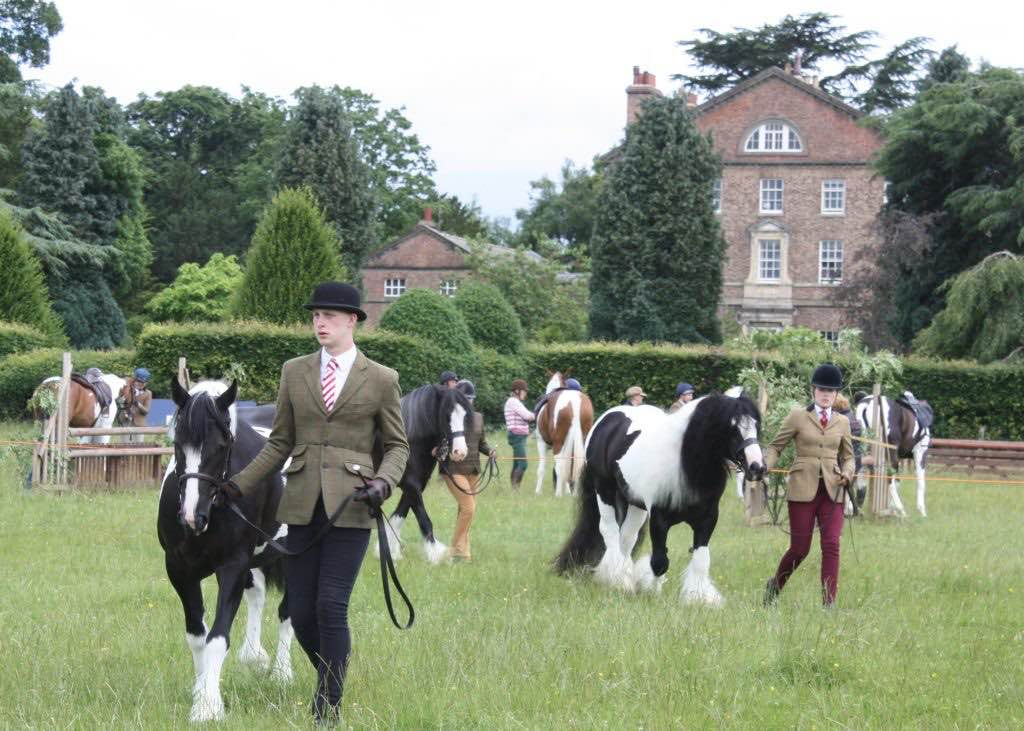 Huby and Sutton show outdoor event hire Yorkshire