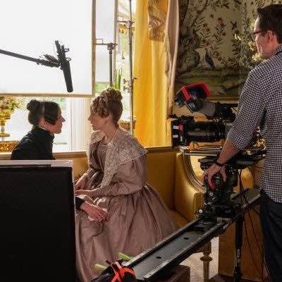 Gentleman Jack film location hire