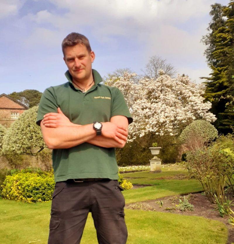 michal banaszak Sutton Park head gardener